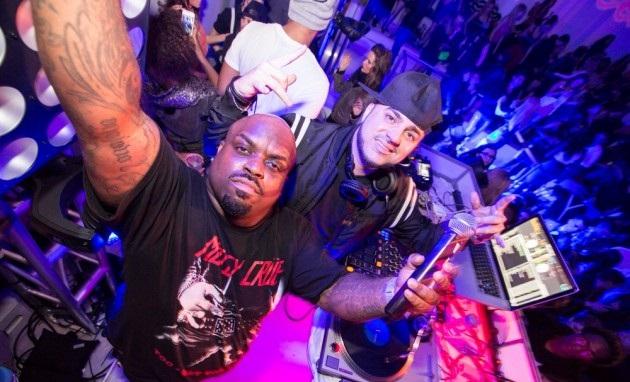 DJ Felli Fel Ft Pitbull, Juicy J  Cee-Lo Green Have Some Fun