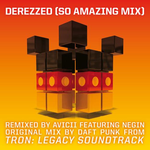 Daft Punk  Derezzed (Avicii So Amazing Mix) (feat. Negin)