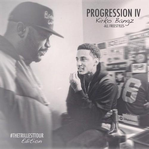 Mixtape Kirko Bangz Progression 4
