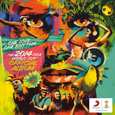Pitbull feat Jennifer Lopez Claudia Leitte We Are One