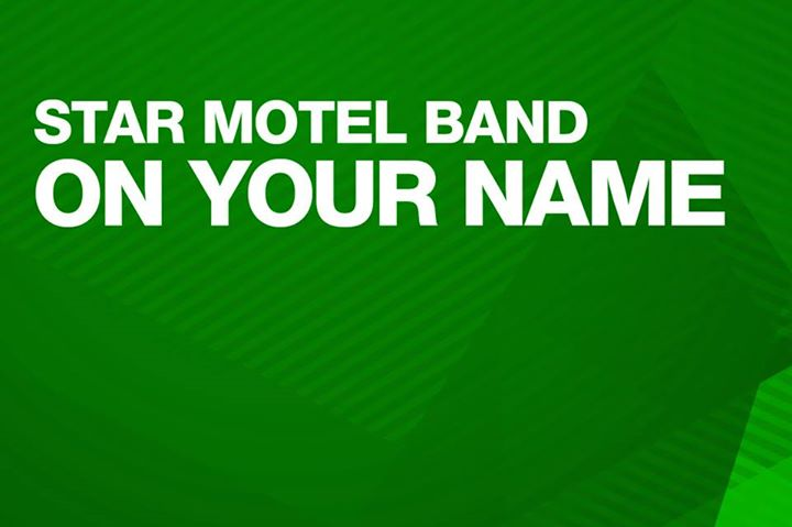 Star Motel Band - On Your Name