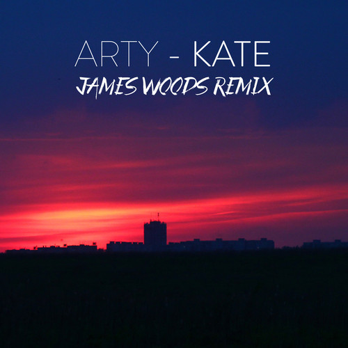 arty kate james woods