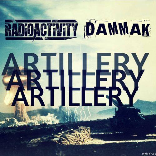 radioactivity dammak artillery