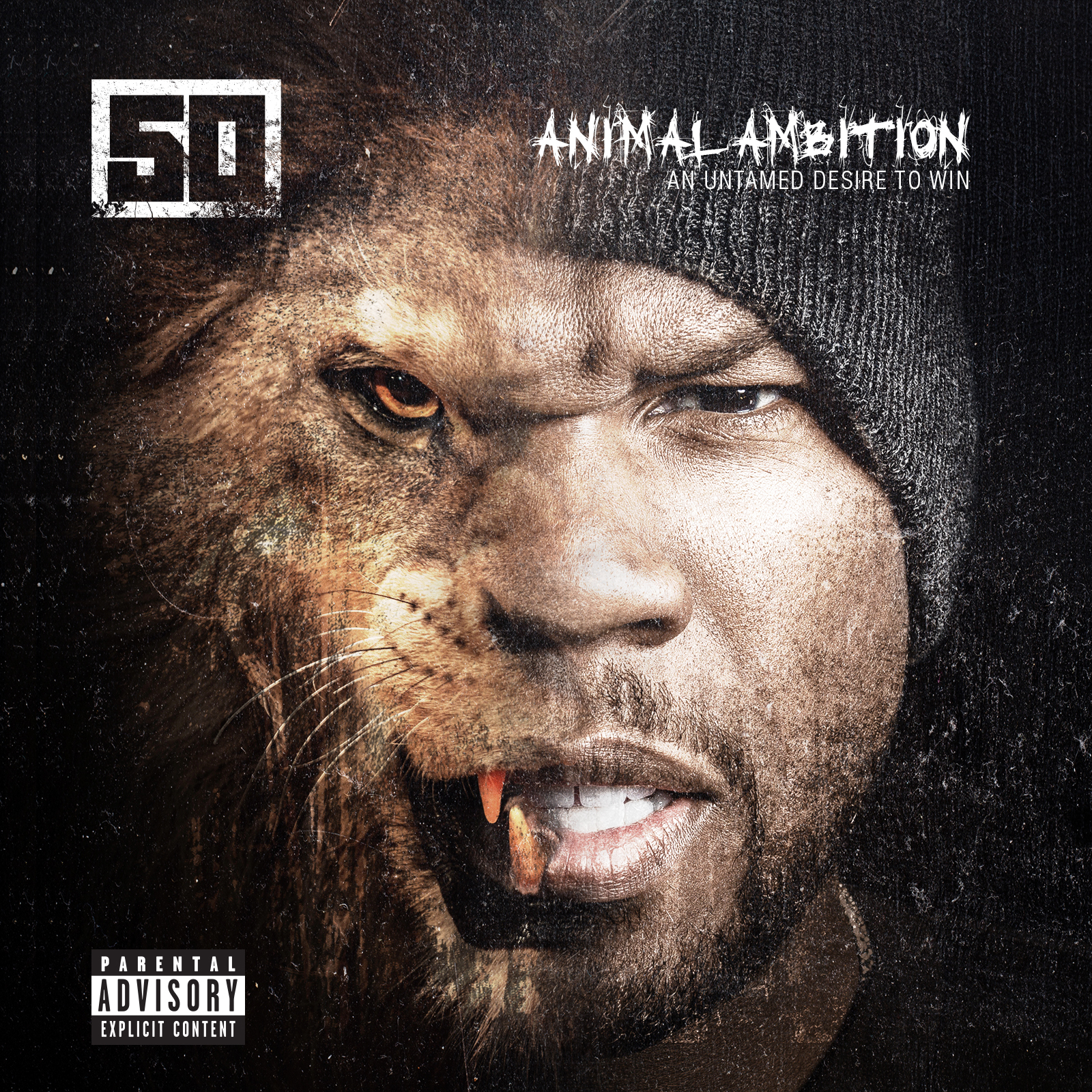 50 cent - review -Animal Ambition- An Untamed Desire to Win