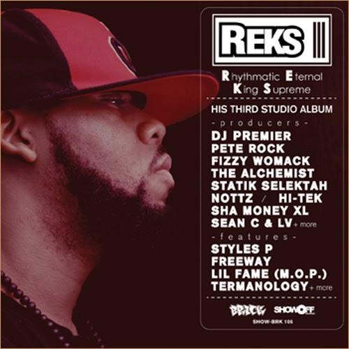 REKS – Chasin (Produced by Statik Selektah)