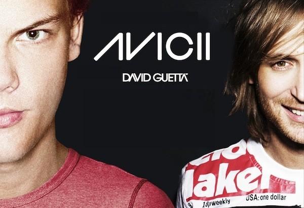 David Guetta & Avicii feat. Florence and The Machine – We Are Sunshine / Spectrum (Acappella)