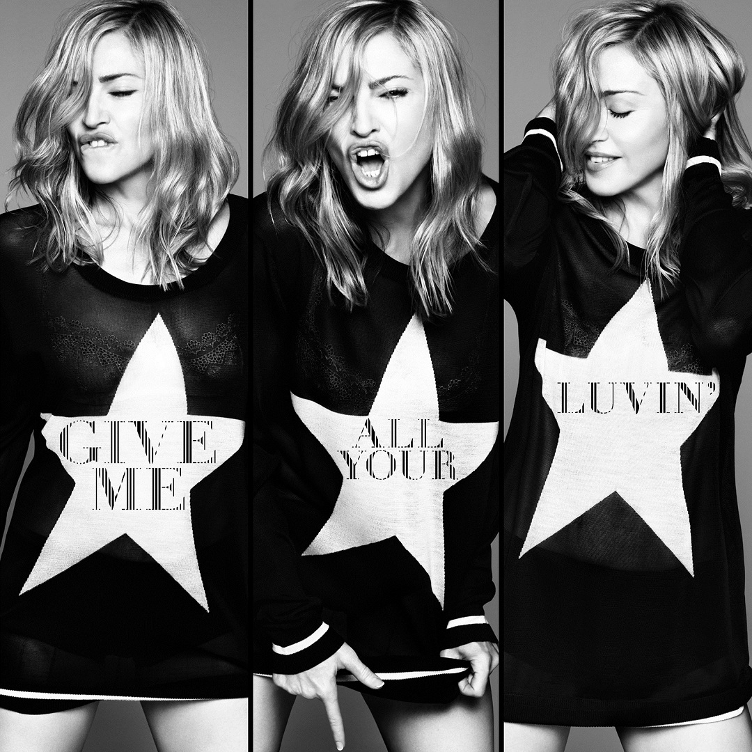Eve feat. Madonna & Pharrell Williams – The Beat Is So Crazy
