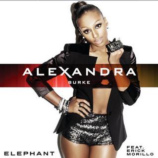Official Video: Alexandra Burke ft. Erick Morillo – Elephant