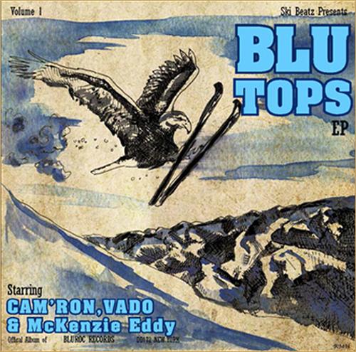 Download: Ski Beatz – Blu Tops (EP)