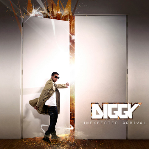 Listen: Diggy – Unexpected Arrival (Album Stream)
