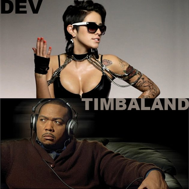 Timbaland feat. Dev – Break Ya Back