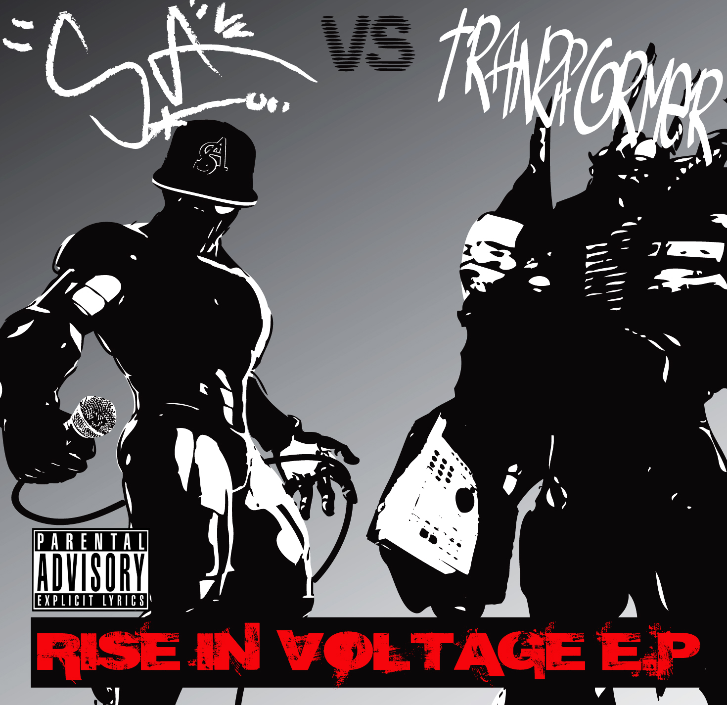 S.A VS Tranzformer – Rise in Voltage EP