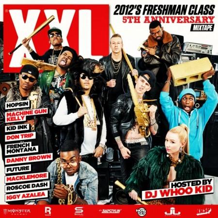 Mixtape: XXL 2012 Freshman Class