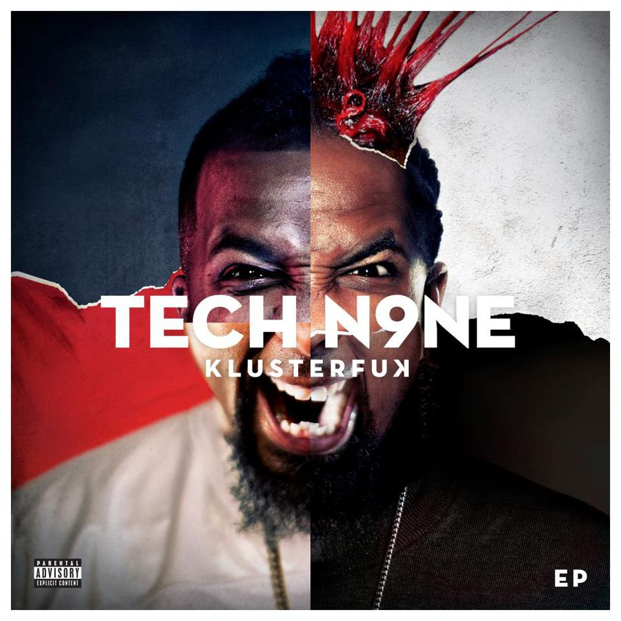 Review: Tech N9ne – Klusterfuk EP