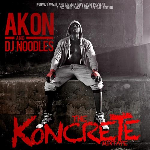 Mixtape: Akon – The Koncrete Mixtape