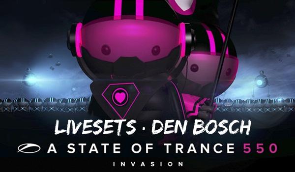 Liveset: Armin Van Buuren & Arty At A State Of Trance 550