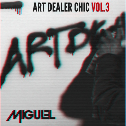 Listen: Miguel – Art Dealer Chic Vol 3 EP