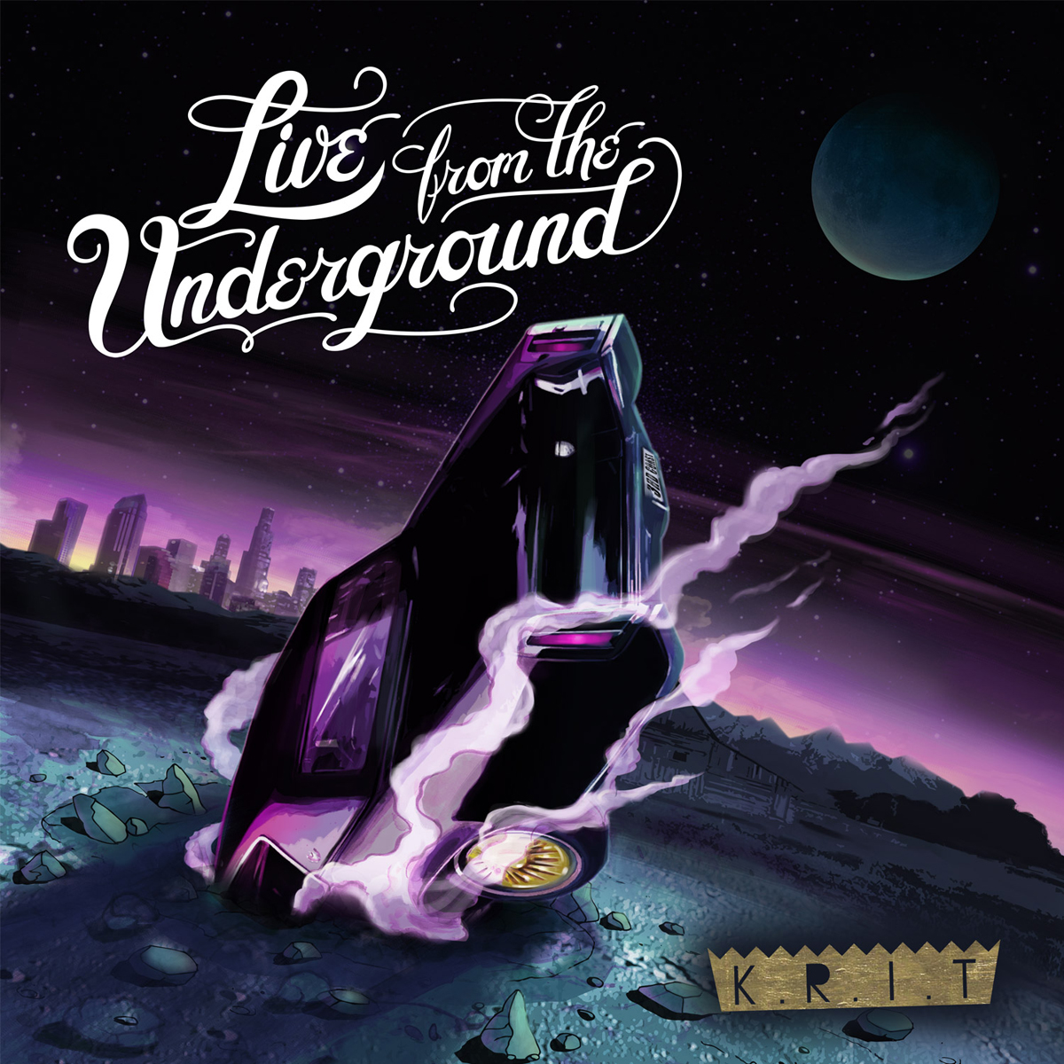 Review: Big K.R.I.T. – Live From the Underground