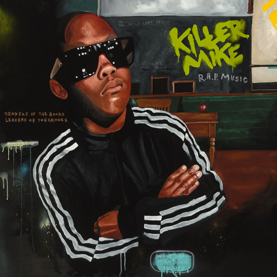 Review: Killer Mike – R.A.P. Music