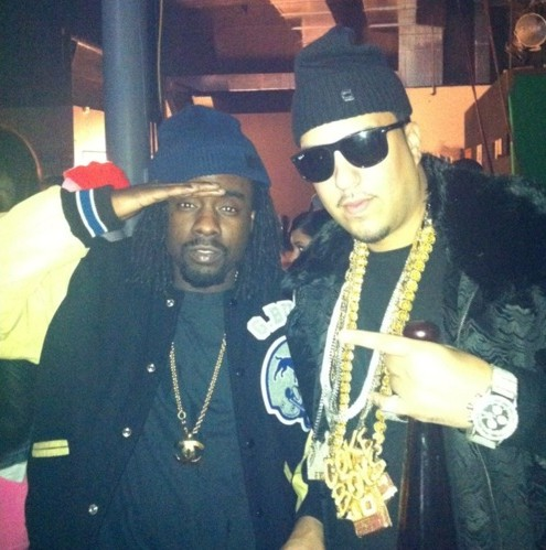 Wale Ft French Montana, Diddy & Mase – Slight Work (Remix)