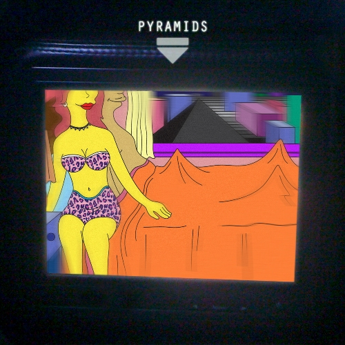 Frank Ocean – Pyramids