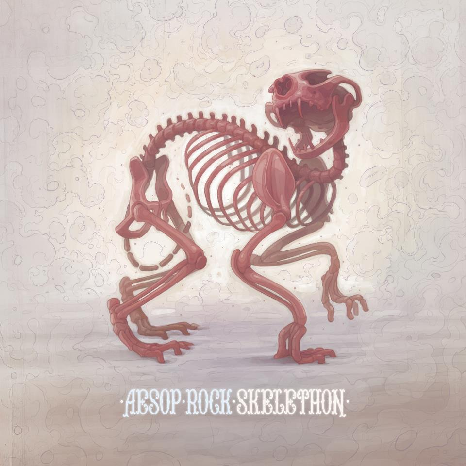 Album Stream: Aesop Rock – Skelethon