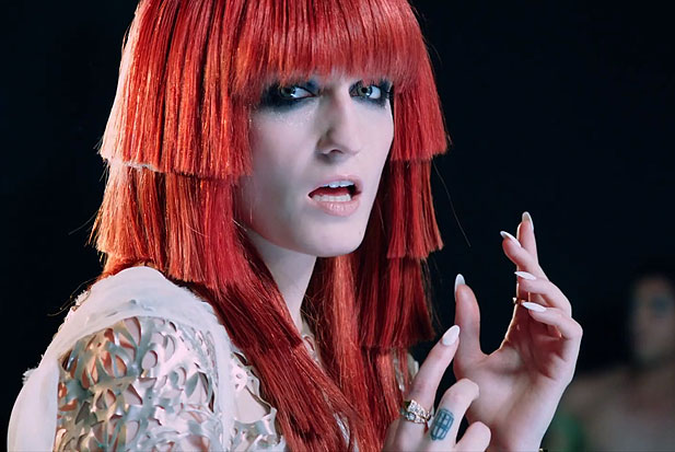 Florence & The Machine - 'Spectrum' (Maya Jane Coles Remix)