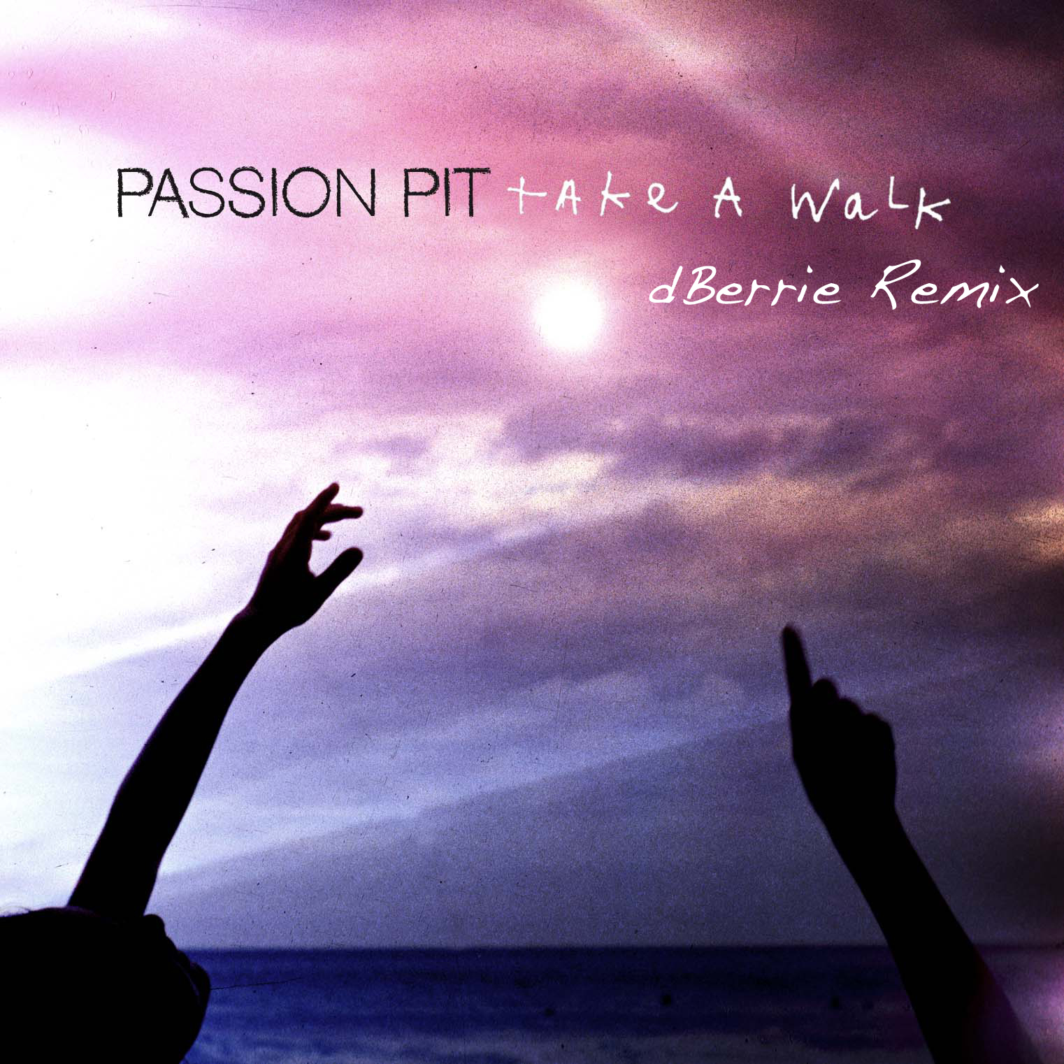 Free Download: Passion Pit – Take a walk (dBerrie Remix)