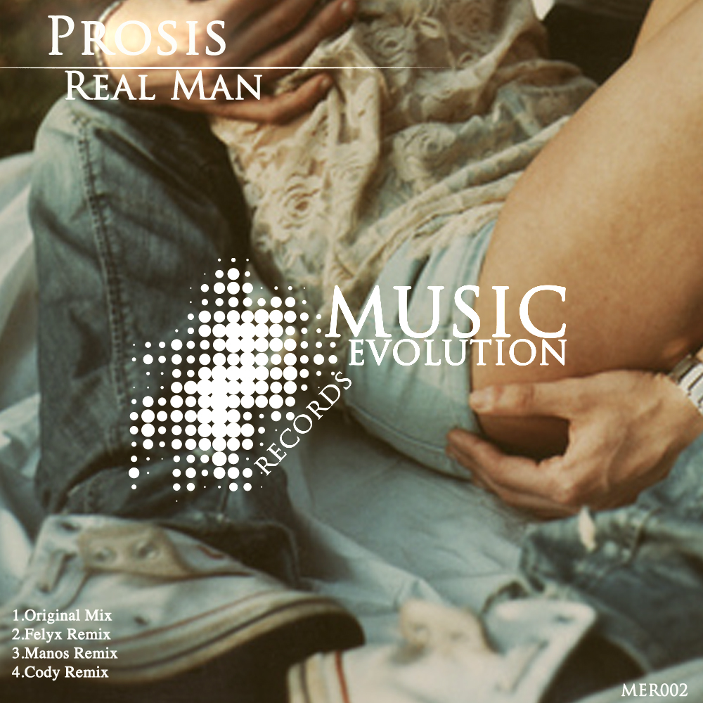 Preview: Prosis – Real Man E.P
