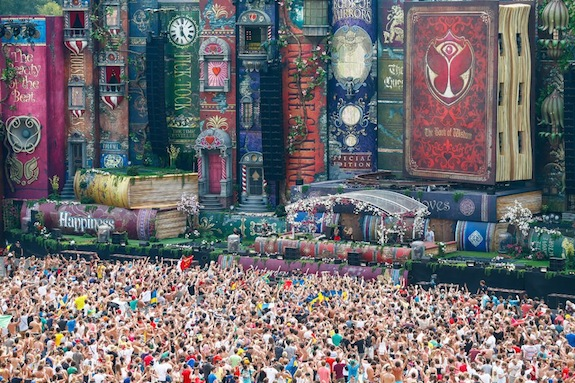 Official Aftermovie: Tomorrowland 2012