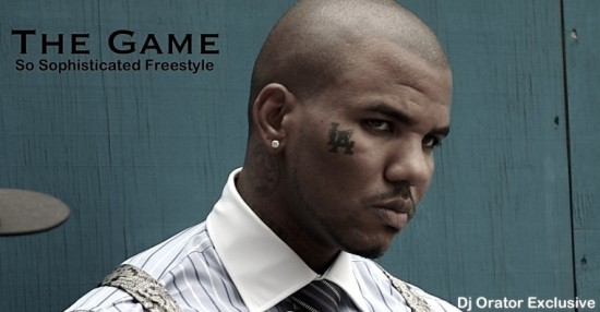 Game – So Sophisticated Freestyle