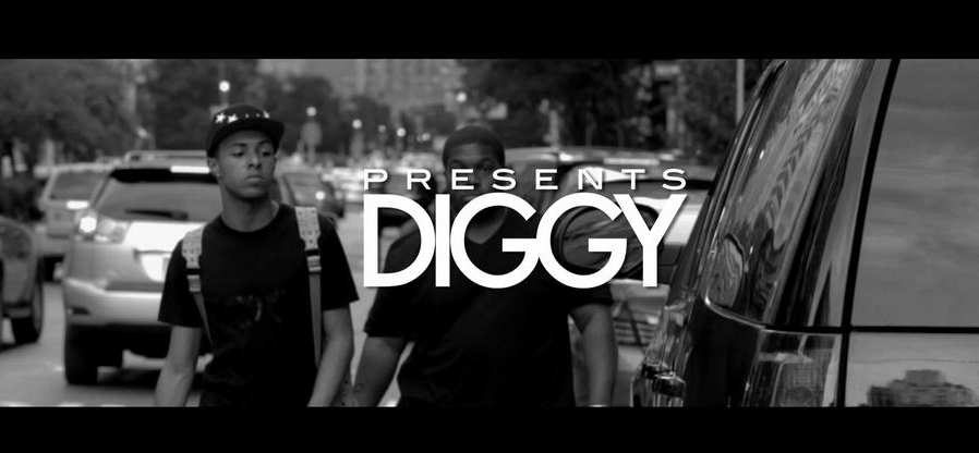 Official Video: Diggy – New god flow (freestyle)