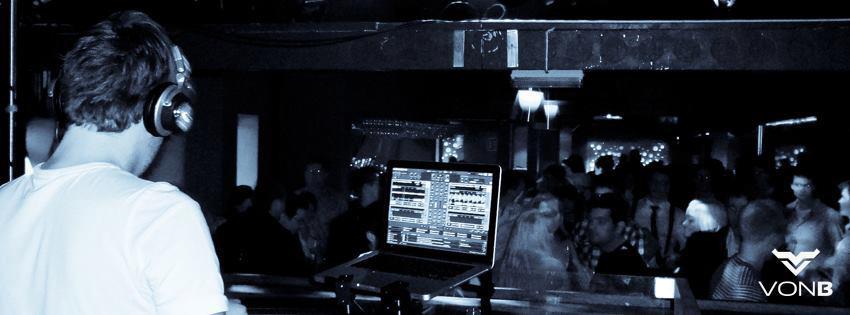 Preview: VON B – Enel (Cosmic Dawn Mix)