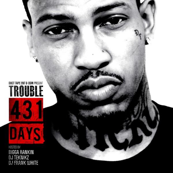 Official Video: Trouble Feat. Gucci Mane, Rocko & Travis Porter – U Dont Deserve Dat (Remix)