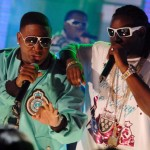 Yung Joc and T-Pain
