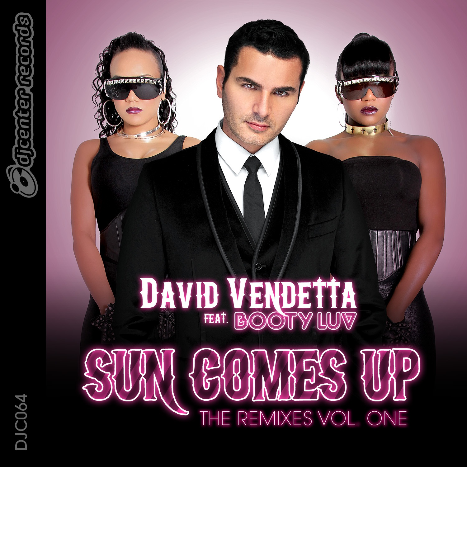 Teaser: David Vendetta feat. Booty Luv – Sun Comes Up (Remix Pack)