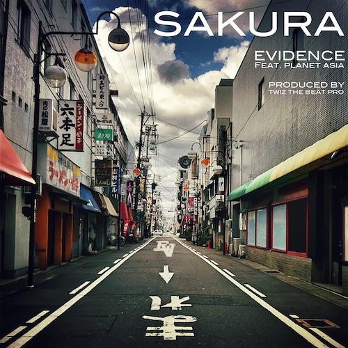 Evidence Feat. Planet Asia – Sakura