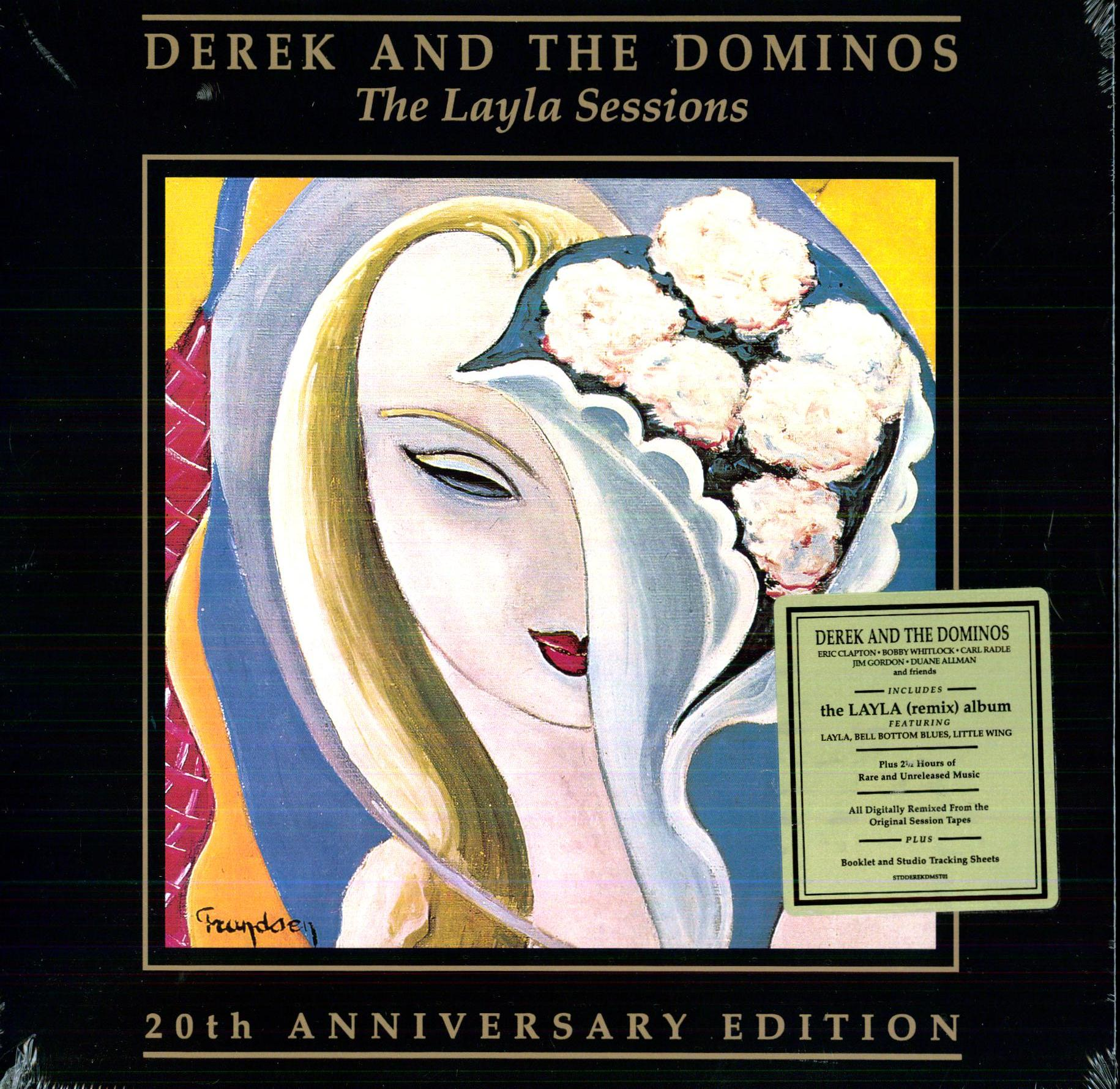 Derek & The Dominos – Layla (Sanchez Seven Ties Remix)