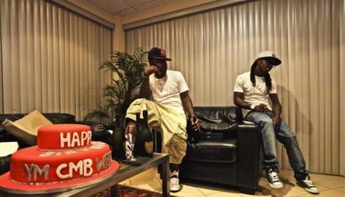 Lucci Lou Feat. Lil Wayne – No Problems