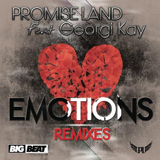 Preview: Promise Land ft. Georgi Kay – Emotions (Remixes)