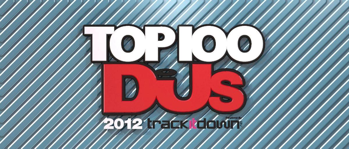 DJ Mag Top 100 DJs 2012
