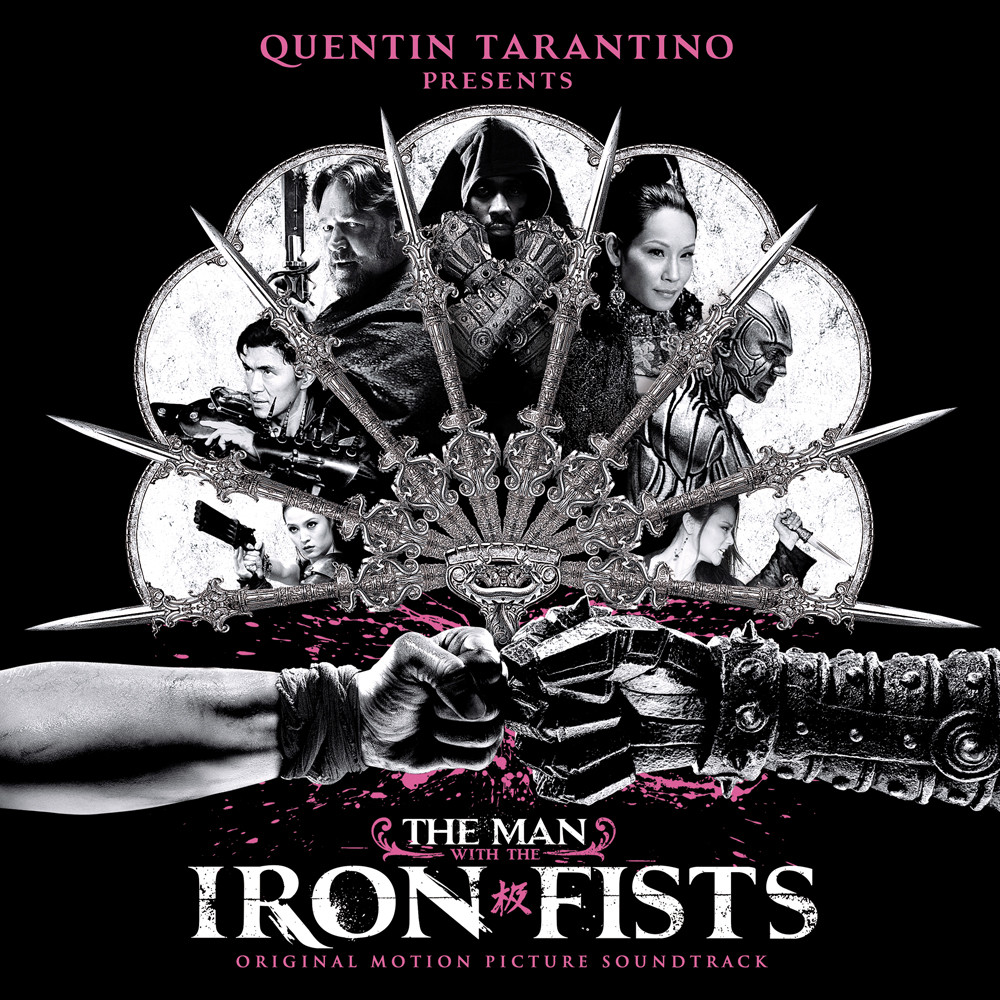 Album Stream: RZA Presents The Man With The Iron Fists