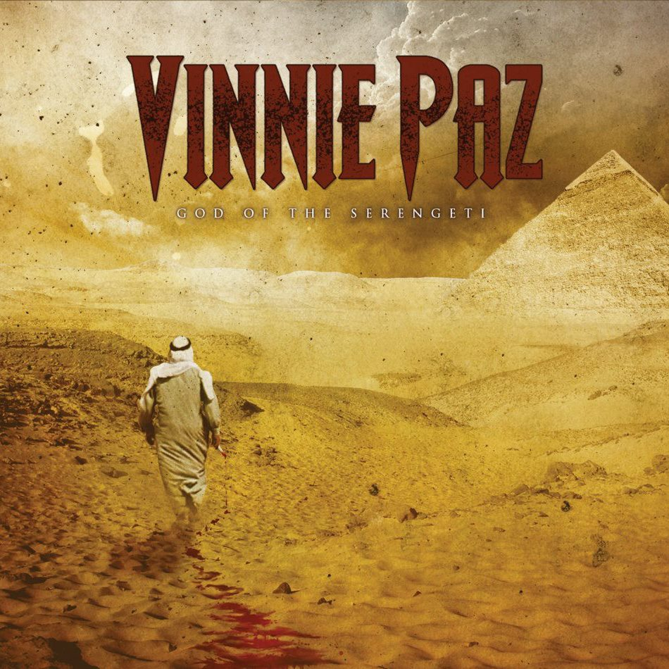 Review: Vinnie Paz – God Of Serengeti