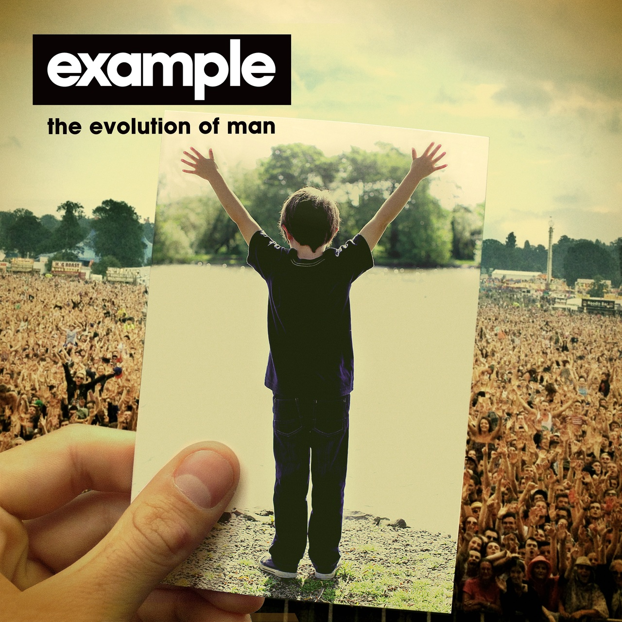 Review: Example – The Evolution Of Man