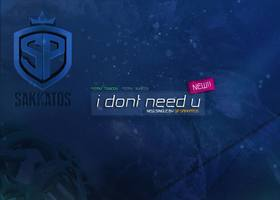 SP Sakkatos – I Dont Need U