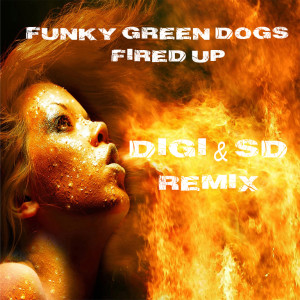 Funky Green Dogs - Fired up (DiGi & SD remix extended) - beattown
