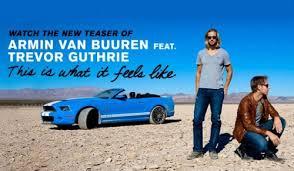 Armin Van Buuren feat. Trevor Guthrie – This Is What It Feels Like (Audien Remix)