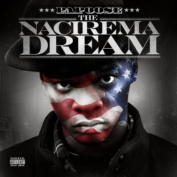 Papoose - The Nacirema Dream - cover-beattown
