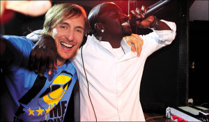 Akon Feat. David Guetta - Change Comes - beattown
