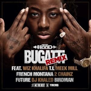 Ace Hood Ft Wiz Khalifa, T.I., Meek Mill, French Montana, 2 Chainz, Future, Birdman & DJ Khaled – Bugatti (Remix) - beattown